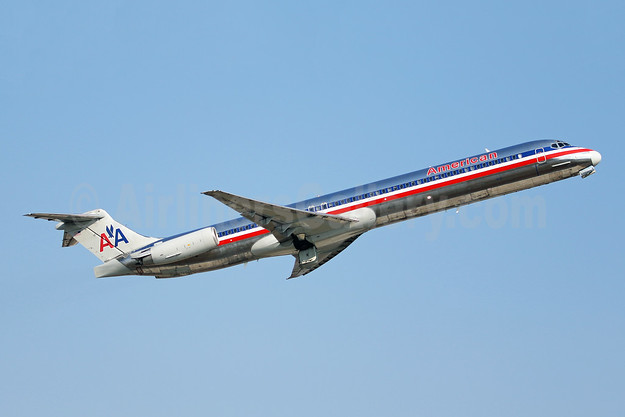 American Airlines McDonnell Douglas DC-9-83 (MD-83) N980TW (msn 53630) BWI (Ron Monroe). Image: 946751.