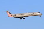 American Eagle (2nd)-Envoy Bombardier CRJ700 (CL-600-2C10) N536EA (msn 10315) DCA (Brian McDonough). Image: 930109.