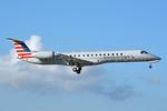 American Eagle (2nd)-Envoy Embraer ERJ 145LR (EMB-145LR) N631AE (msn 145139) MIA (Jay Selman). Image: 402850.