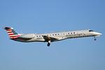 American Eagle (2nd)-Envoy Embraer ERJ 145LR (EMB-145LR) N690AE (msn 145858) MIA (Bruce Drum). Image: 104382.
