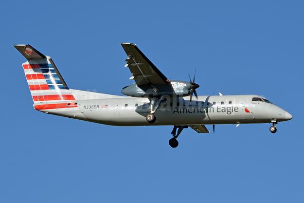 American Eagle (2nd)-Piedmont Airlines (2nd) Bombardier DHC-8-311 Dash 8 (Q300) N336EN (msn 336) CLT (Jay Selman). Image: 403769.