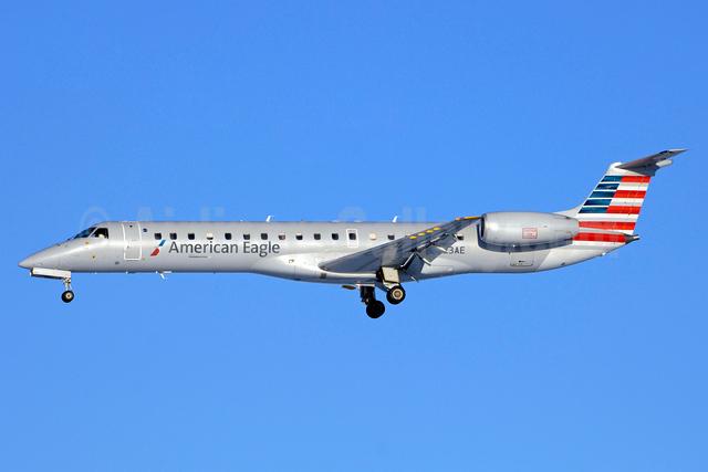 American Eagle-Trans States Airlines Embraer ERJ 145LR (EMB-145LR) N623AE (msn 145109) YYZ (TMK Photography). Image: 936171.