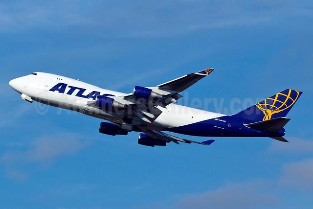 Atlas Air Boeing 747-47UF N497MC (msn 29258) VCP (Rodrigo Cozzato). Image: 909083.