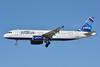 JetBlue Airways Airbus A320-232 N598JB (msn 2314) (Barcode) LAS (Jay Selman). Image: 402720.