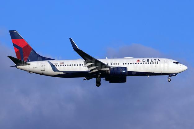 Delta Air Lines Boeing 737-832 WL N3739P (msn 30541) SEA (Michael B. Ing). Image: 947831.