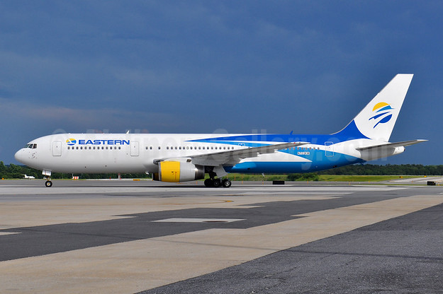 Third version of Eastern, ex Dynamic International Airways