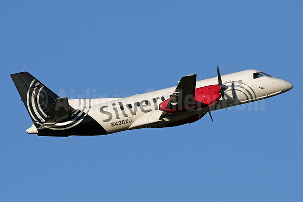 Silver Airways SAAB 340B N435XJ (msn 435) IAD (Brian McDonough). Image: 929960.