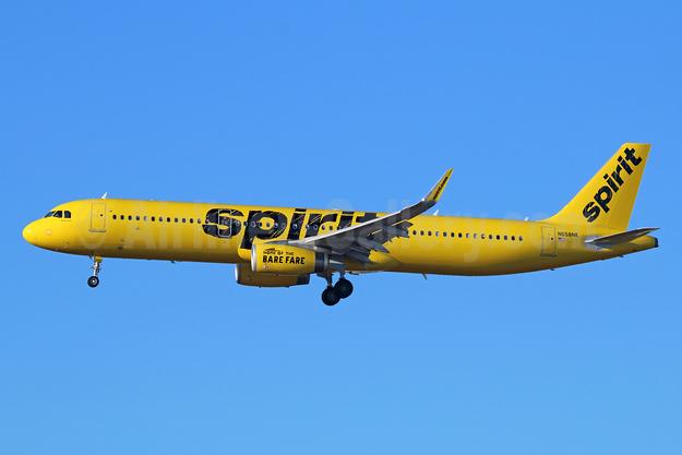 Spirit Airlines Airbus A321-231 WL N658NK (msn 6736) LAX (Michael B. Ing). Image: 920240.