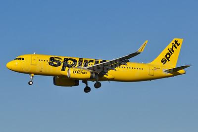 Spirit Airlines Airbus A320-232 WL N641NK (msn 6566) BWI (Tony Storck). Image: 928992.