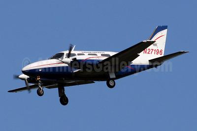 Sun Air Express Piper PA-31-350 Navajo Chieftain N27196 (msn 31-7752095) IAD (Brian McDonough). Image: 928597.