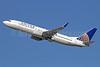 United Airlines Boeing 737-824 WL N87531 (msn 39999) LAX (Michael B. Ing). Image: 921562.