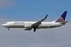 United Airlines Boeing 737-824 WL N76519 (msn 30132) LAX (Michael B. Ing). Image: 906195.