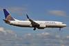United Airlines Boeing 737-824 SSWL N76503 (msn 33461) (Split Scimitar Winglets) ANC (Ken Petersen). Image: 928473.
