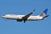 United Airlines Boeing 737-824 SSWL N76254 (msn  30779) LAX (Jay Selman). Image: 402925.