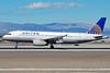 United Airlines Airbus A320-232 N469UA (msn 1409) LAS (Eddie Maloney). Image: 907342.