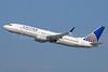 United Airlines Boeing 737-824 SSWL N77520 (msn 31658) (Split Scimitar Winglets) LAX (Michael B. Ing). Image: 927535.