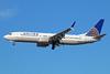 United Airlines Boeing 737-824 SSWL N78509 (msn 31638) (Split Scimitar Winglets) LAX (Michael B. Ing). Image: 928095.