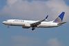 United Airlines Boeing 737-824 SSWL N76502 (msn 31603) (Split Scimitar Winglets) LAX (Michael B. Ing). Image: 92809.