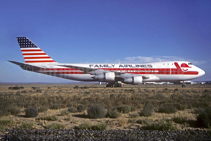 Airline Color Scheme - Introduced 1993