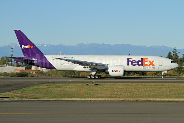 "Boeing-FedEx ""ecoDemonstrator Program"""