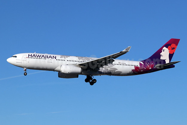 Hawaiian Airlines Airbus A330-243 N360HA (msn 1732) LAX (Michael B. Ing). Image: 944624.