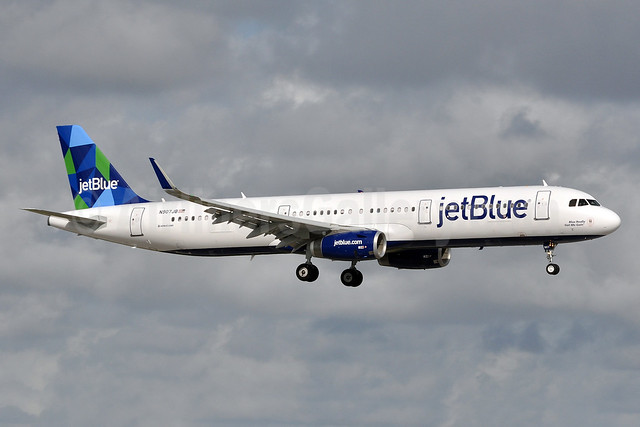 JetBlue Airways Airbus A321-231 WL N907JB (msn 5865) (Prism) FLL (Tony Storck). Image: 922003.