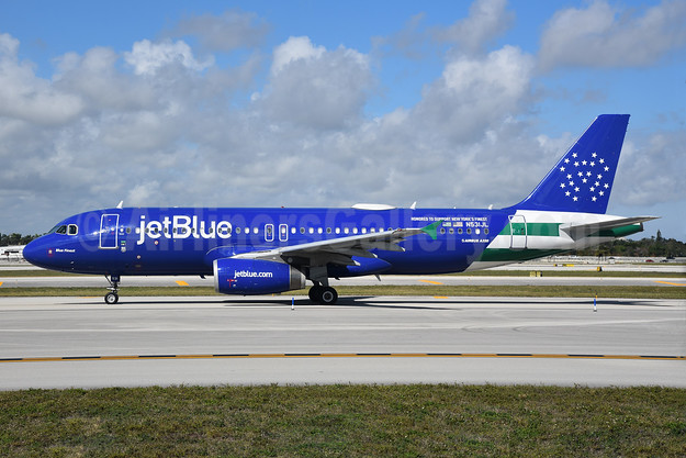 JetBlue reaches a tentative agreement with its pilots