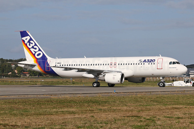 The original Airbus A320