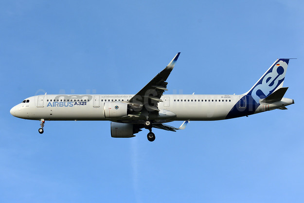 Airbus A321-271N D-AVXA (msn 6673) (Airbus A321 NEO - New Engine Option) TLS (Paul Bannwarth). Image: 933316.