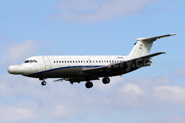 Last BAC 1-11 flight on May 6, 2019