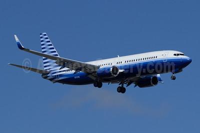EIE Eagle Boeing 737-8EQ WL (BBJ2) N737M (msn 33361) STN (Paul Ferry). Image: 926554.