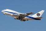 Pratt and Whitney (Canada) Boeing 747SP-B5 N708BA (msn 22484) IWA (Sun Valley Aviation. Image: 905159.