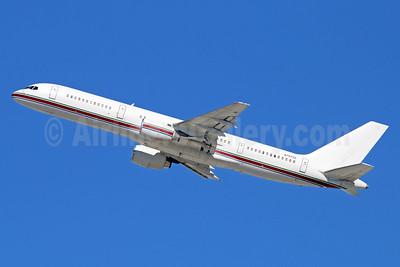Juliet Romeo Aviation Boeing 757-236 N757SS (msn 22176) LAX (Michael B. Ing). Image: 932649.