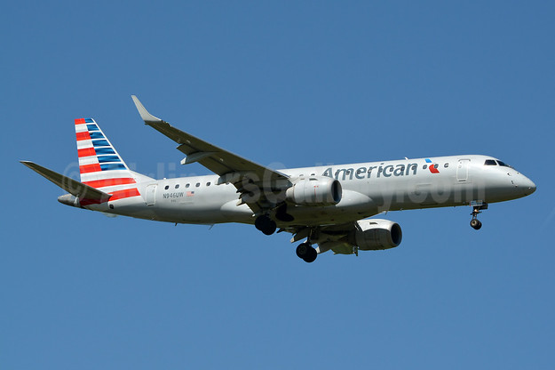 Type Retired: March 27, 2020 (flight AA 9615 LGA-PIT with N946UW)
