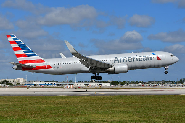 Type Retirement: March 30, 2020 (flight AA 9441 LIM-MIA with N347AN)