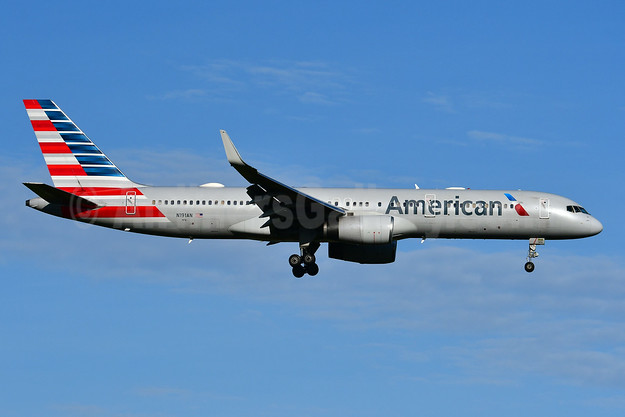 Type Retired: March 26, 2020 (for now) (flight AA 1797 DFW-LAS with N191AN)