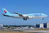 The first passenger Boeing 747-800 for Korean Air