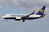 Ryanair's lone Boeing 737-700
