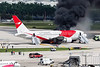 Fire on N251MY while taxiing for takeoff at FLL