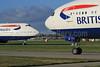 """British Airways - """"Rush Hour at London Heathrow"""". Image: 925387."""