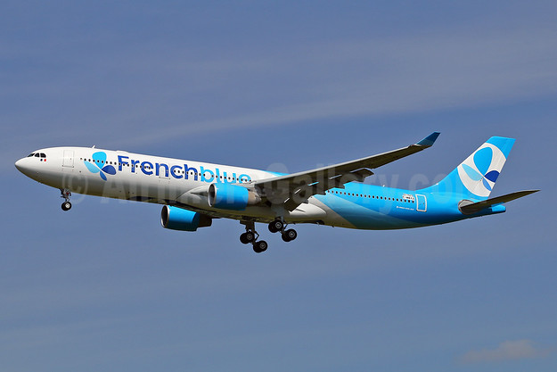 First Airbus A330-300 for newcomer French blue